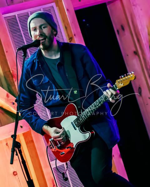 Son Little  <br /> October 22, 2017    <br /> Daryl's House Club  <br /> Pawling, NY  <br />  ©Stuart M Berg  <br /> <br /> Son Little  <br /> Aaron Livingston - Lead Vocals, Guitar  <br /> Pat Finnerty - Guitar, Vocals  <br /> Stephen Greenberg - Bass, Keyboards, Vocals  <br /> Jesse Maynard - Drums, Keyboards, Vocals