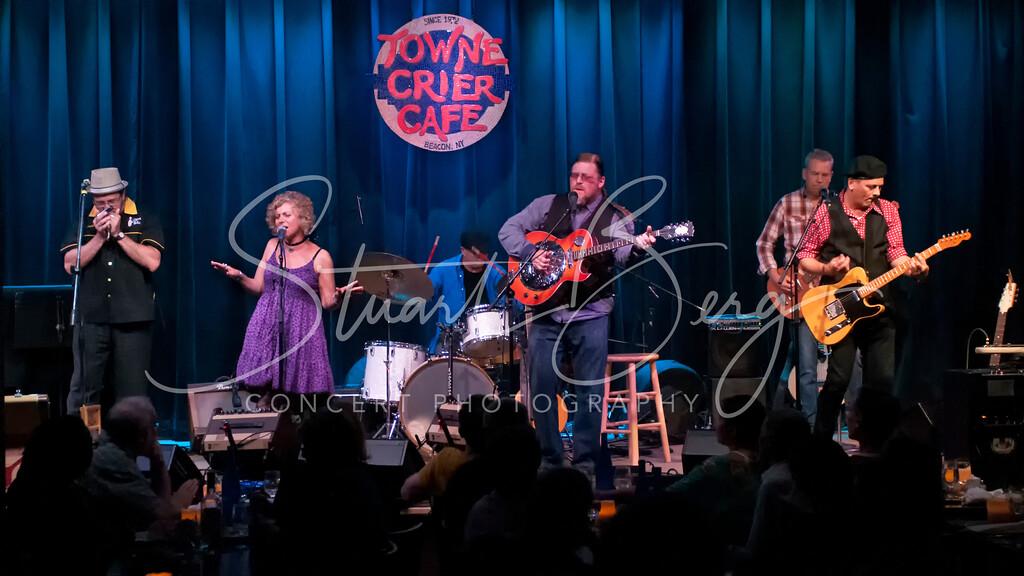 Spuyten Duyvil <br /> Towne Crier Cafe, Beacon, NY  <br /> 08-24-14 <br /> Photo by Stuart Berg