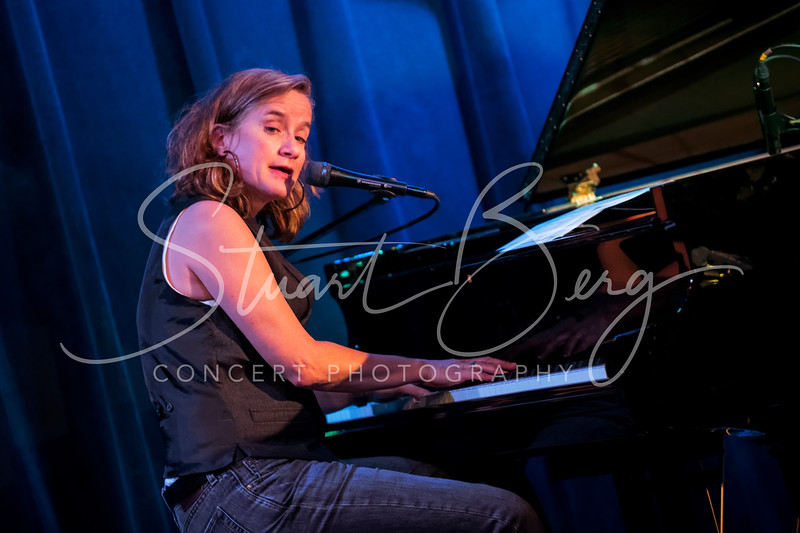 Susan Werner  <br /> Towne Crier Cafe, Beacon, NY  <br /> 12-6-2015  <br /> Photo by Stuart Berg