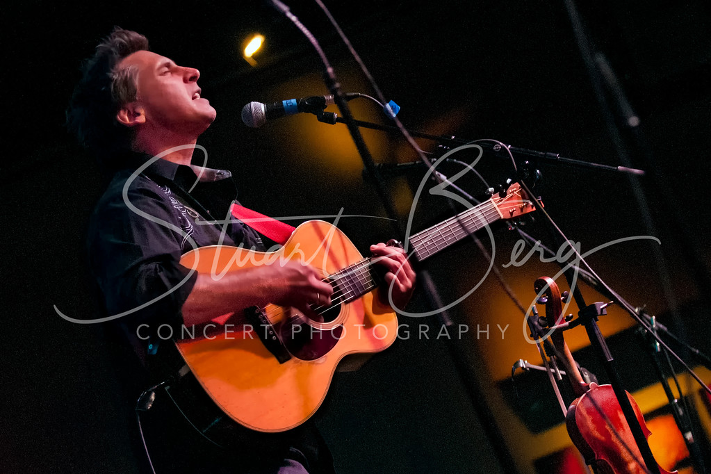 Joe Crookston & The BlueBird Jubilee with The Kennedys  <br /> Towne Crier Cafe, Beacon, NY  <br /> Jan 16, 2015 <br /> by Stuart Berg