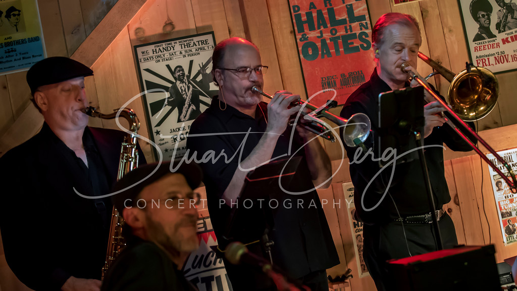 The The Band Band  <br /> November 25, 2016  <br /> Daryl's House Club, Pawling, NY <br /> ©StuartBerg 2016