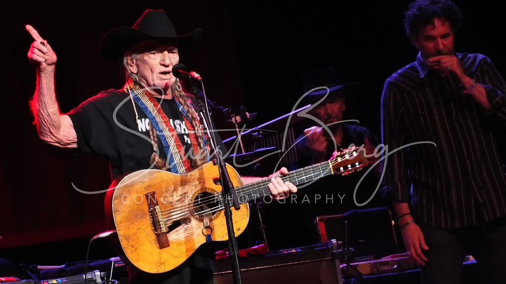 Willie Nelson  <br /> Bethel Woods Center for the Arts  <br /> 6-8-14
