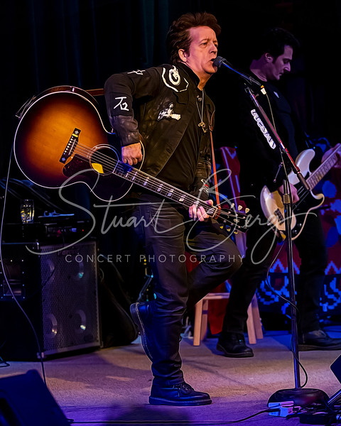 Willie Nile   <br /> February 22, 2019    <br /> Towne Crier Cafe  <br /> Beacon, NY<br /> <br />  ©Stuart M Berg<br /> <br /> Willie Nile - Vocals, Guitar   <br /> Johnny Pisano - Bass, Vocals   <br /> <br /> Special Guest  <br /> Joe D'Urso    Guitar, Vocals