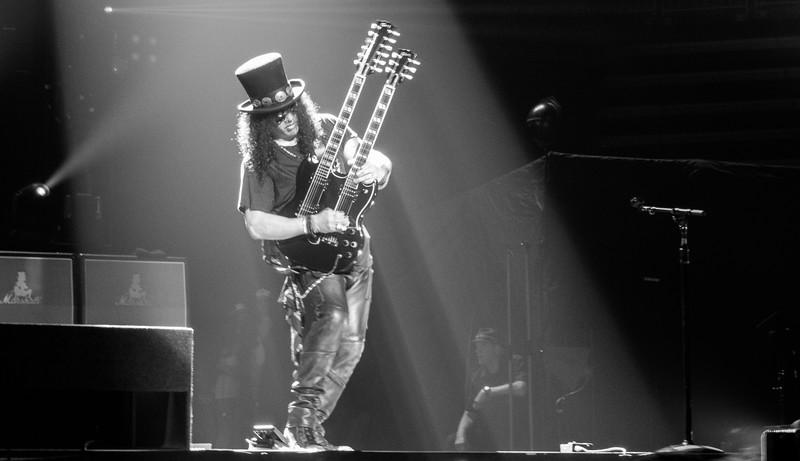 Guns 'N Roses, T Mobile Arena, Las Vegas, 2016