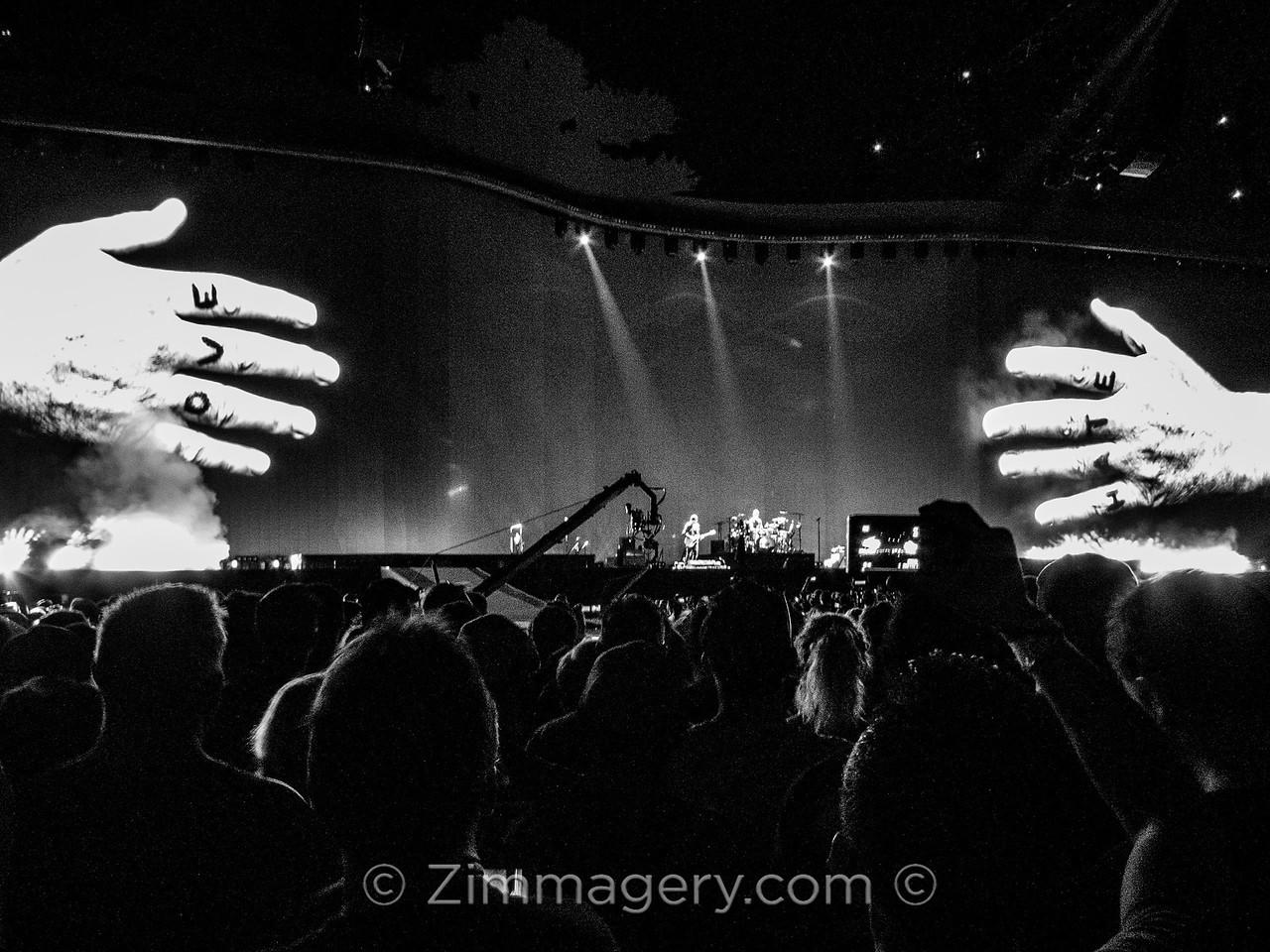 U2 The Joshua Tree - May 20, 2017:  The Rose Bowl, Pasadena