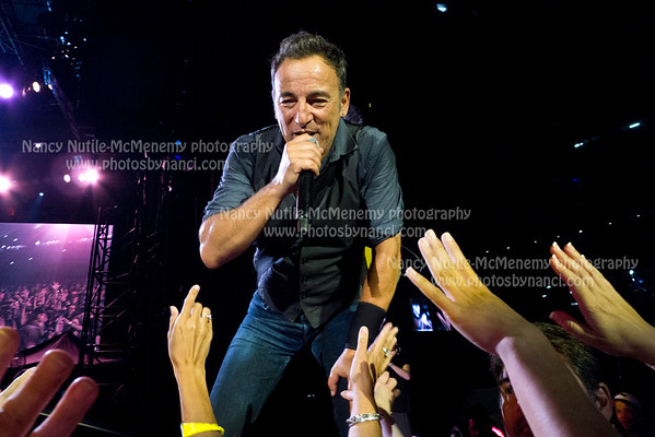 """Bruce Springsteen and the E Street Band<br /> Gillette Stadium Foxboro MA August 18, 2012<br /> Copyright ©2012 Nancy Nutile-McMenemy<br />  <a href=""""http://www.photosbynanci.com"""">http://www.photosbynanci.com</a><br /> More images: <a href=""""http://www.photosbynanci.com/brucespringsteen.html"""">http://www.photosbynanci.com/brucespringsteen.html</a><br /> Videos: <a href=""""http://www.youtube.com/user/nnmvt?feature=mhee"""">http://www.youtube.com/user/nnmvt?feature=mhee</a>"""