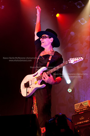 """Steve Vai<br /> With Special Guest Beverly McClellan<br /> A  Kirschner Concerts  Production<br /> Lebanon Opera House, Lebanon September 16, 2012<br /> Copyright ©2012 Nancy Nutile-McMenemy<br />  <a href=""""http://www.photosbynanci.com"""">http://www.photosbynanci.com</a><br /> For the Lebanon Opera House<br /> More images: <a href=""""http://photosbynanci.smugmug.com/LebanonOperaHouseShows"""">http://photosbynanci.smugmug.com/LebanonOperaHouseShows</a>"""