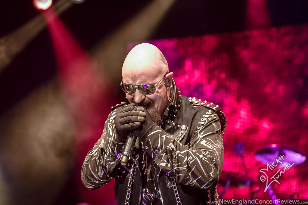 Judas Priest at the Tsongas Center - MA - NewEnglandConcertReviews
