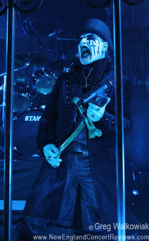 King Diamond at The Palladium - MA - NewEnglandConcertReviews