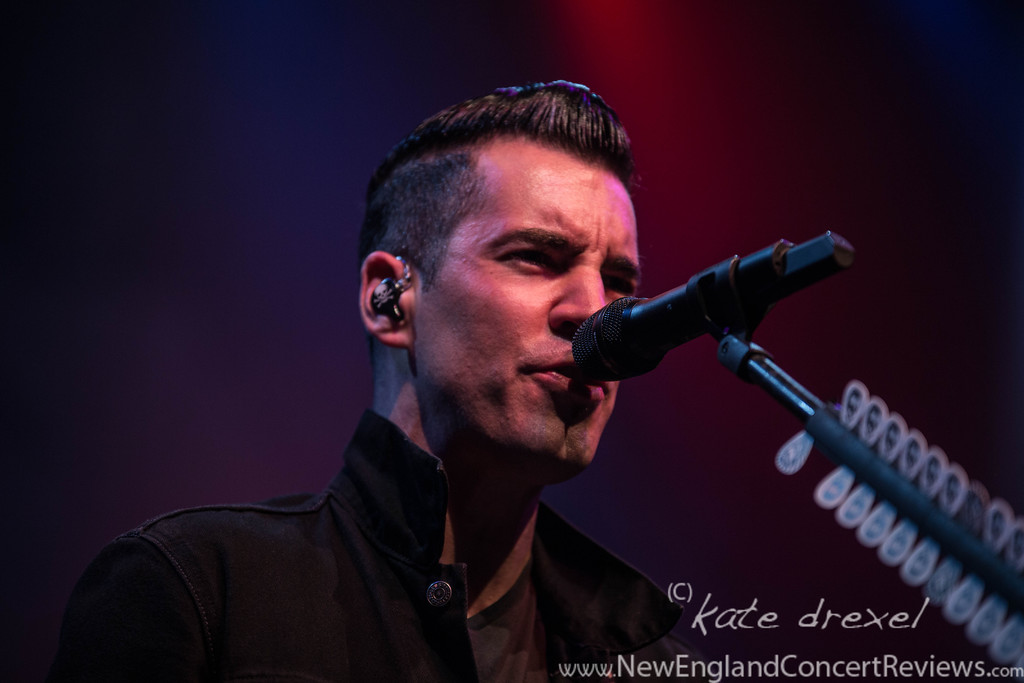 Theory of a Deadman at The House of Blues - Boston - NewEnglandConcertReviews