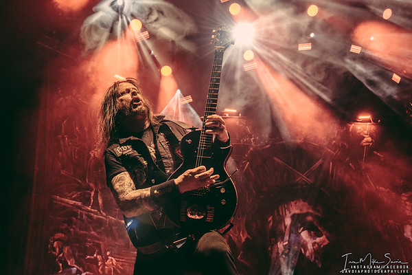 Gary Holt - Slayer - The Final Tour - 5/16/2018