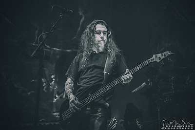 Tom Araya - Slayer - The Final Tour - 5/16/2018