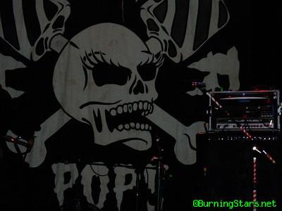 The Horrorpops @ The Icon (Buffalo, NY); 10/09/05