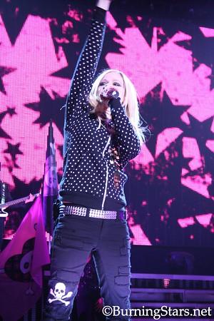 Avril Lavigne @ HSBC Arena (Buffalo, NY); 3/29/08