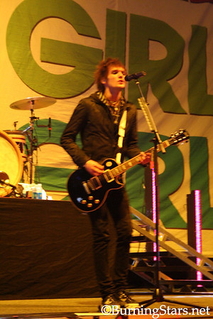 Boys Like Girls @ HSBC Arena (Buffalo, NY); 3/29/08