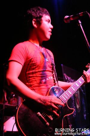 Escape The Fate @ the Town Ballroom (Buffalo, NY); 11/10/08