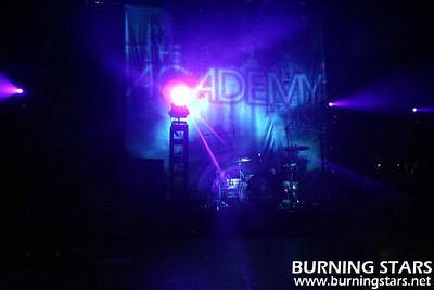 The Academy Is... @ the Town Ballroom (Buffalo, NY); 11/23/08