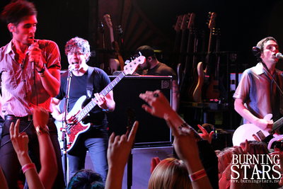 All-American Rejects @ the Troubadour (Hollywood, CA); 03/30/12