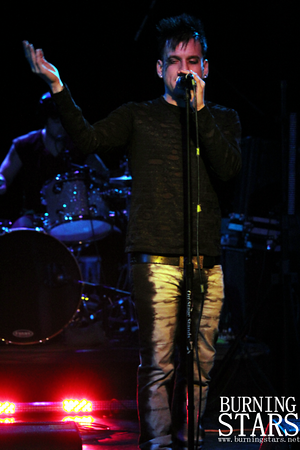 Ink @ The Roxy (Hollywood, CA); 2/13/12