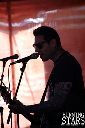 Mike Herrera (MxPx) @ Seaside Park (Ventura, CA); 6/24/12