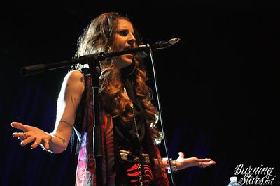 Juliet Simms  @ Club Nokia (Los Angeles, CA); 3/28/13
