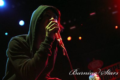 One Ok Rock @ Club Nokia (Los Angeles, CA); 4/01/14
