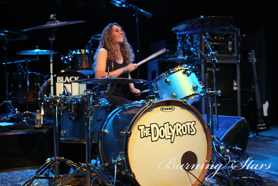 The Dollyrots @ House Of Blues (Los Angeles, CA); 5/31/14