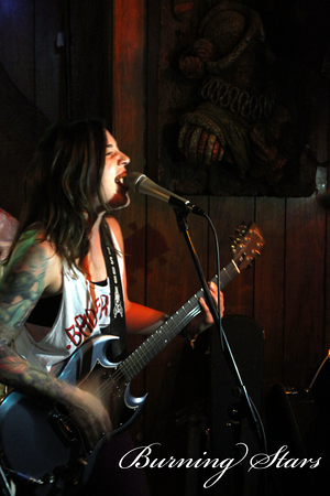 The Heartsounds @ Redwood Bar (Los Angeles, CA); 4/06/14