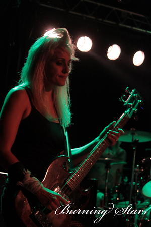 Barb Wire Dolls @ the Whisky A Go Go (Hollywood, CA); 3/23/15