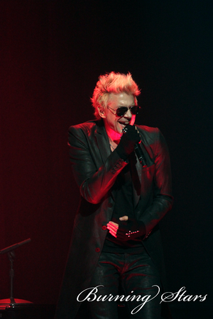 Sixx:A.M. @ Club Nokia (Los Angeles, CA); 4/11/15