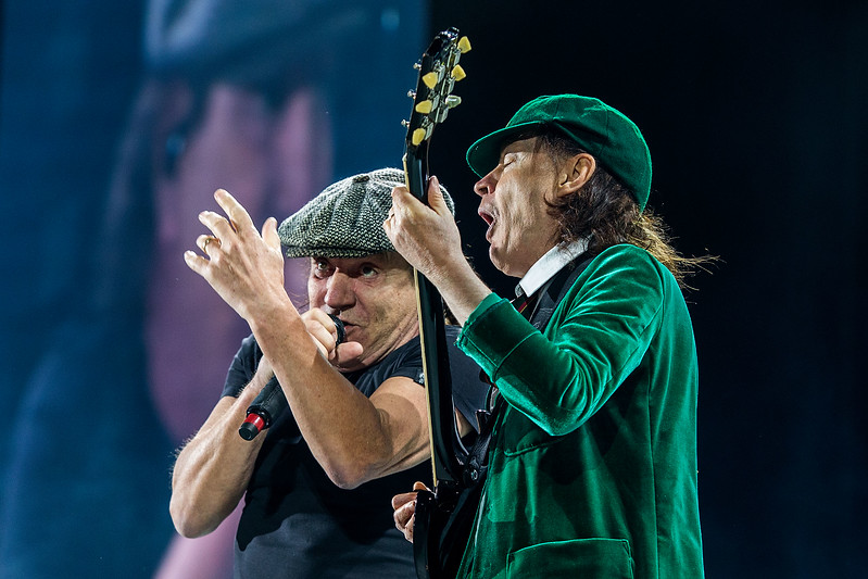 AC/DC at Tacoma Dome in Seattle, Washington