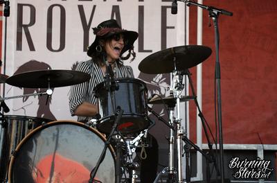 Palaye Royale @ the Pomona Fairplex (Pomona, CA); 8/07/16