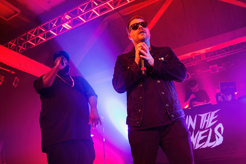 Run the Jewels at Showbox SoDo in Seattle