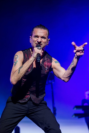 Depeche Mode and Warpaint in Seattle