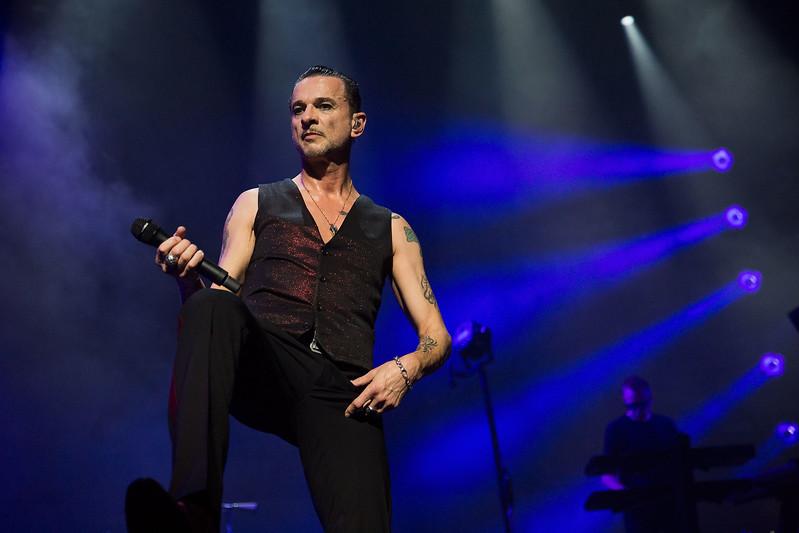 Depeche Mode and Warpaint in Seattle