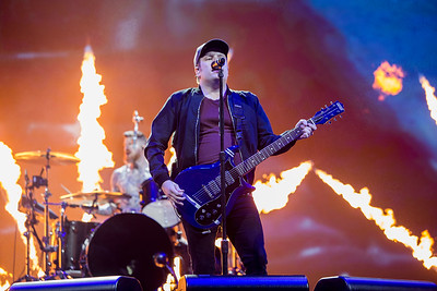 Fall Out Boy Performs At KeyArena