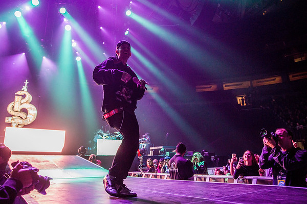 Fall Out Boy Performs At KeyArena