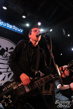 Anti-Flag @ the Troubadour (Hollywood, CA); 01/28/18