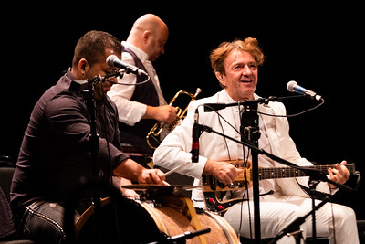 Goran Bregovic at the Moore Theater Seattle