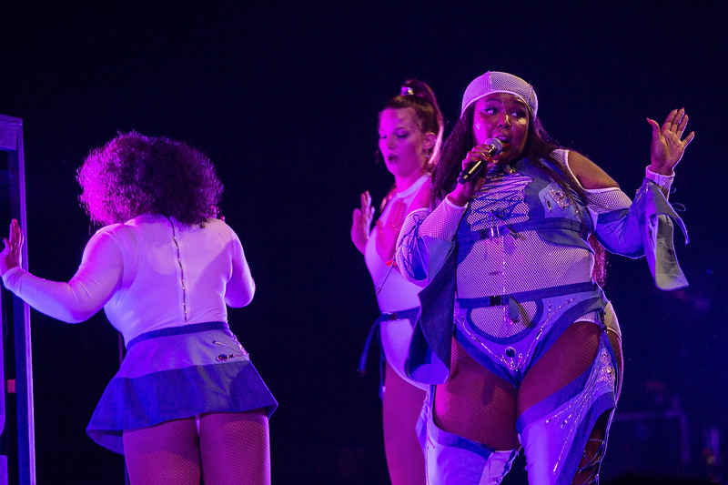 Lizzo Performs at Wamu Theater