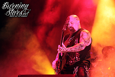 Slayer @ Budwiser Stage (Toronto, ON); 05/29/18