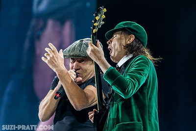 ACDC Concert at Tacoma Dome in Washington