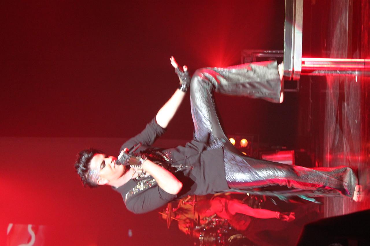 Adam Lambert, Foxwoods Resort Casino, 6/24/10
