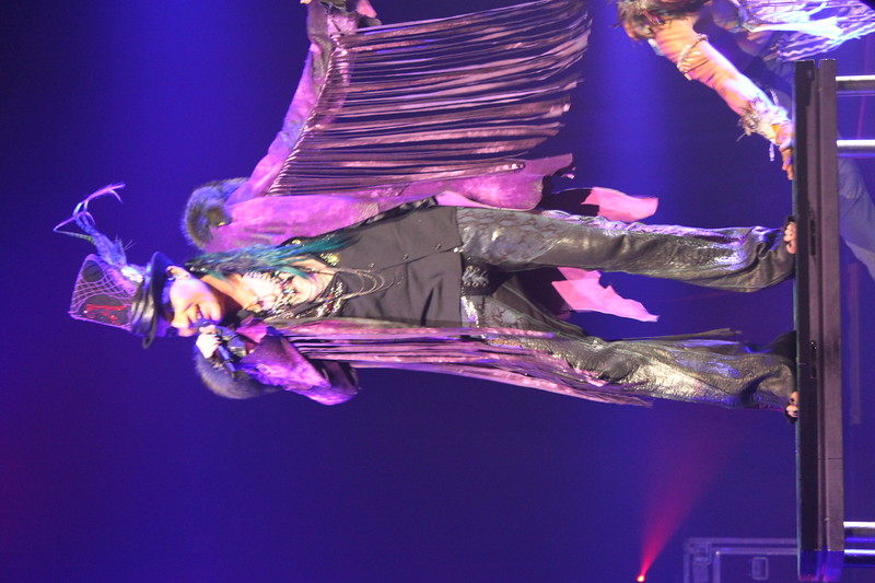Adam Lambert, Foxwoods Resort Casino, 6/24/10