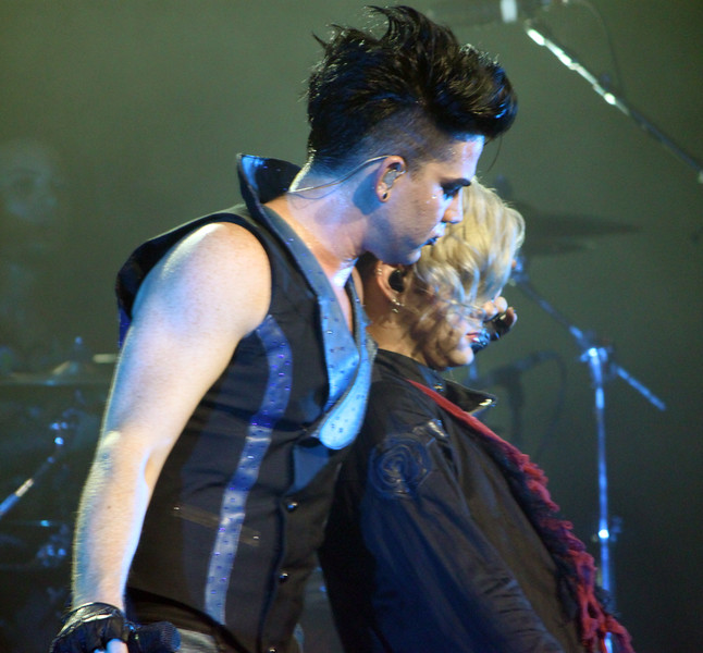 Adam Lambert, Glam Nation, Borgata, June 26, 2010