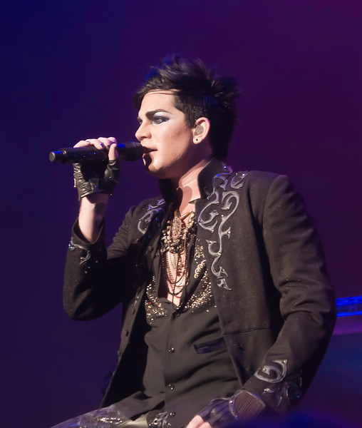 Adam Lambert, Glam Nation, Blaisdell Center 10/26