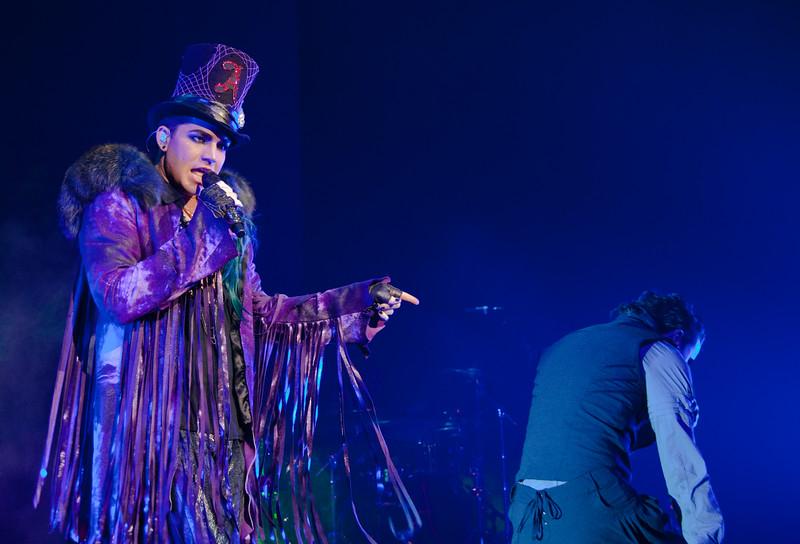 Adam Lambert, Kansas City, 7/15/10