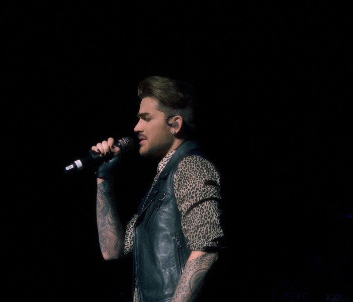 Adam Lambert, Peabody Opera House, Dec. 16, 2015