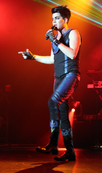 Adam Lambert, Glam Nation, NYC 6/23, Nokia Theatre