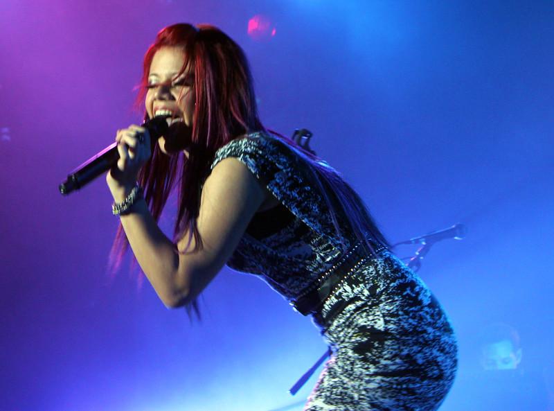 Adam Lambert, Glam Nation, NYC 6/23, Nokia Theatre
